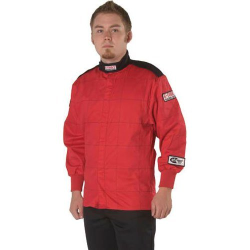 G-Force 4126XXXRD GF125 Jacket XXX RED