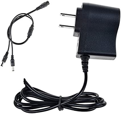 Accessory USA AC Adapter for Dogtra iQ Plus YS300 e-Fence 3000 200c 280c Charger DC Splitter