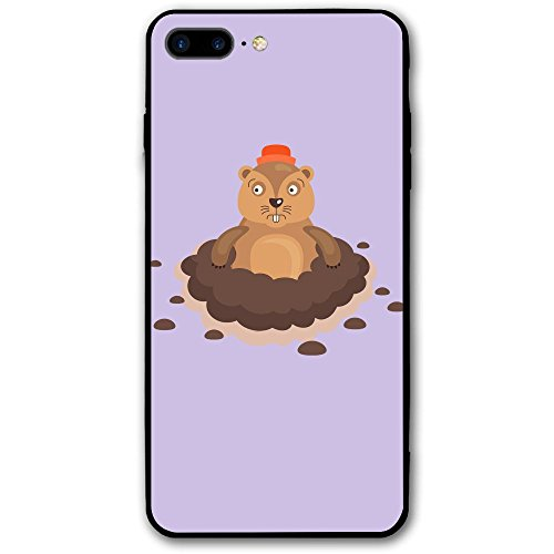 5.5 Inch Iphone 8 Plus Case Groundhog With