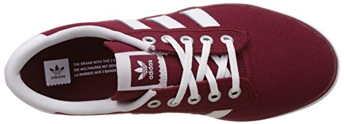 Tongs adidas Burgundy Ftwr Collegiate Homme White Metallic Kiel Rouge Silver ggZPWSv