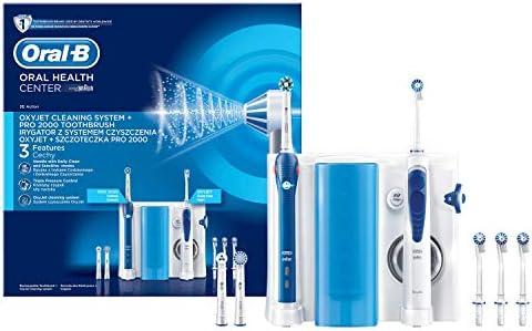 Oral-B Combiné Dentaire: Oral-B PRO2000+Hydropulseur Oxyjet
