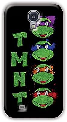 Amazon.com: Tmnt (Heads In A Row) Galaxy S4 Mini Case: Cell ...