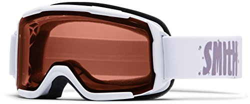 Smith Optics Daredevil Youth Junior Series Ski Snowmobile Goggles Eyewear - White / RC36 / Medium