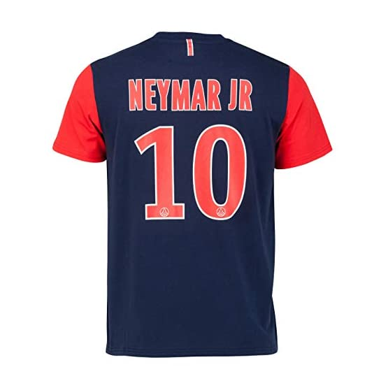 PARIS SAINT GERMAIN T-Shirt PSG - Neymar Jr - Collection Officielle Taille Enfant