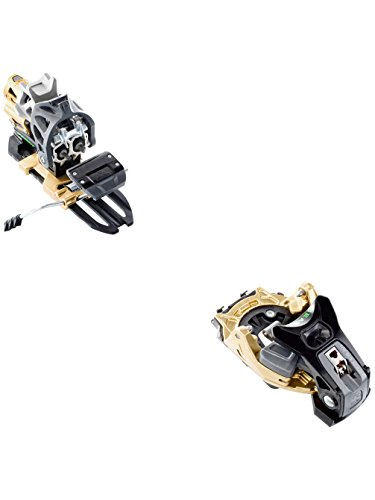 Bindings 120 Mm Brakes - Dynafit Beast 16 Bindings Black / Gold 120mm