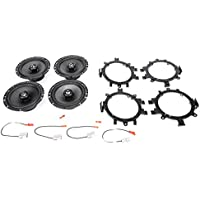 2003-2006 Chevrolet Avalanche Complete Factory Replacement Speaker Package by Skar Audio
