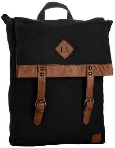 Oill Nature Darrel Backpack - Bolso de hombro Negro