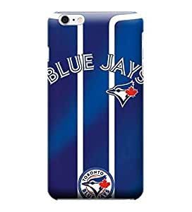 MLB-Toronto Blue Jays Skin Tough Phone Case Covers,Stylish Protective Covers Compatible For iphone 6(4.7) by runtopwell