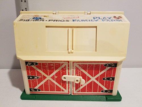 Vintage Fisher Price Play Family Farm - Vintage Farm Toys