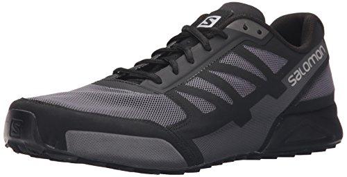 54cb76fb13e4 Salomon Men s City Cross Aero Trail Running Shoes Grey Grau  (Detroit Black Autobahn) 9 UK  Amazon.co.uk  Shoes   Bags
