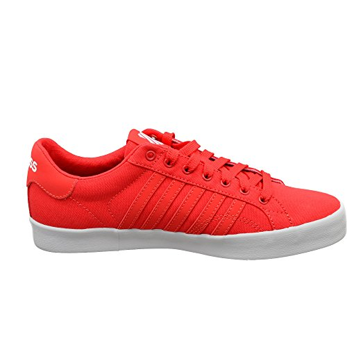 K-Swiss Belmont So M, Damen Sneaker CAYENNE / WHITE