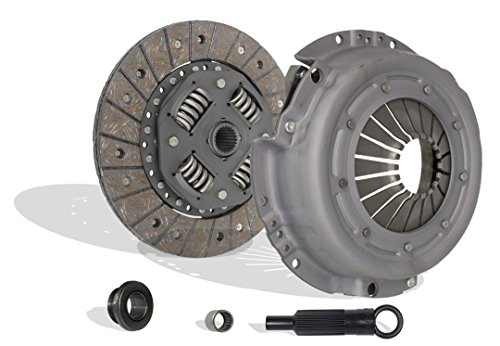 Clutch Kit Set Works With Ford Ranger Bronco II Eddie Base S XL XLT XLS 1983-1984 2.0L 2.3L L4 GAS SOHC 2.8L V6 GAS OHV 2.2L L4 DIESEL OHV Naturally Aspirated