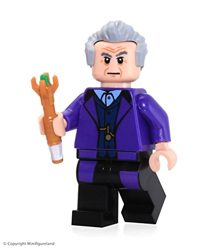 with LEGO Doctor Who design