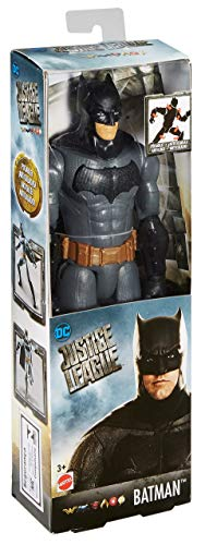 DC Justice League True-Moves Series Batman Figure, 12""
