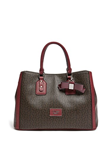 GUESS Factory Women's Burnley Girlfriend Satchel