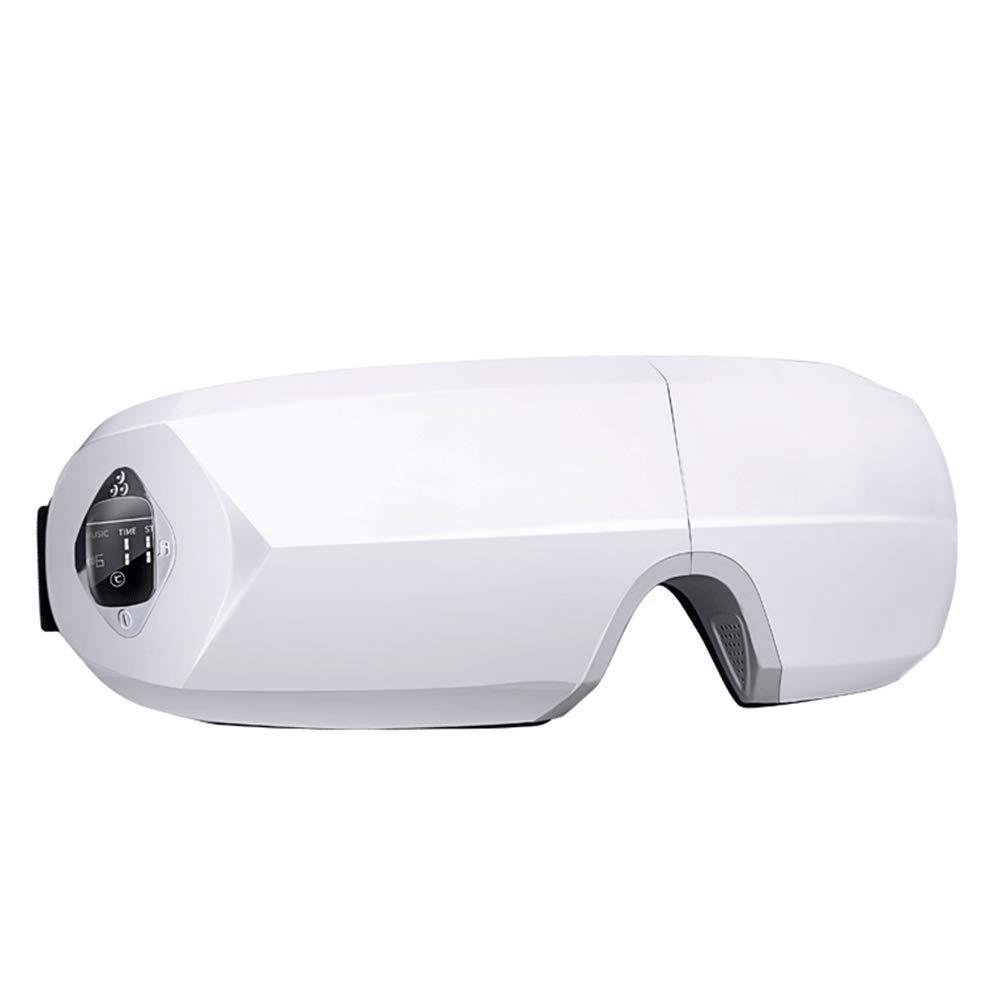 DFGdf Negative Ion Eye Massage Instrument Hot Eye Mask Eye Protection Instrument Protection Eye Protection Eye Instrument