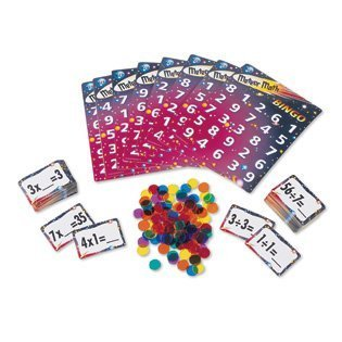 Meteor Math Bingo Multiplication & Division Classroom ()