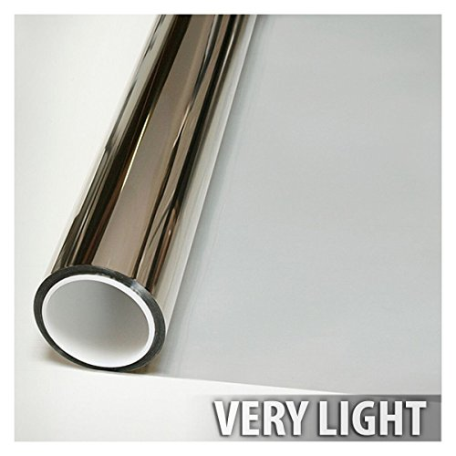 Geo Window Films S3030100 Commercial Heat Control Window Film, 30'' x 100' by Geo Window Films
