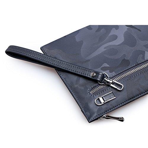 Passpsort Oxford Purse Document Wallet Slim Fabric ZRO Handbag Phone Clutch ZPqxwX00yd