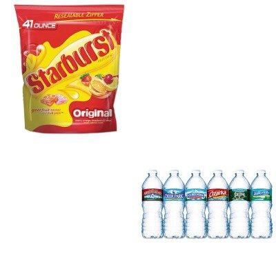 kitnle101243sbr22649-value-kit-wrigleys-fruit-chew-candy-sbr22649-and-nestle-bottled-spring-water-nl