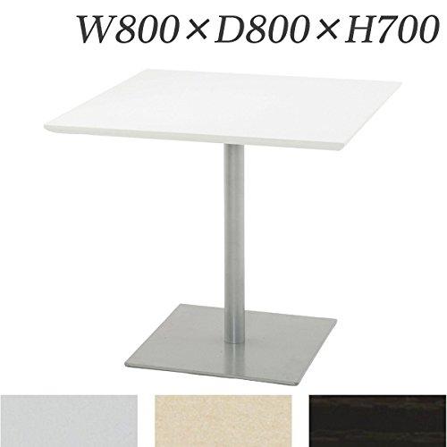 生興 テーブル リフレッシュコーナー用テーブル RT型テーブル 角型テーブル W800×D800×H700 RT-800S ナチュラル B015XOLJFMナチュラル