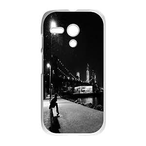 DIY Stylish Printing The world of photography Cover Custom Case For Motorola G V66Q991905
