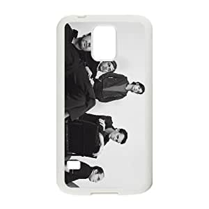 Samsung Galaxy S5 Cell Phone Case Covers White Mimi Secue H2773877