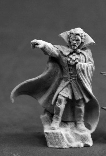 Reaper Miniatures Vampire Lord #03839 Dark Heaven Legends Unpainted Metal