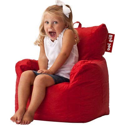 Admirable Amazon Com Manoch Cuddle Bean Bag Chair Flaming Red For Alphanode Cool Chair Designs And Ideas Alphanodeonline