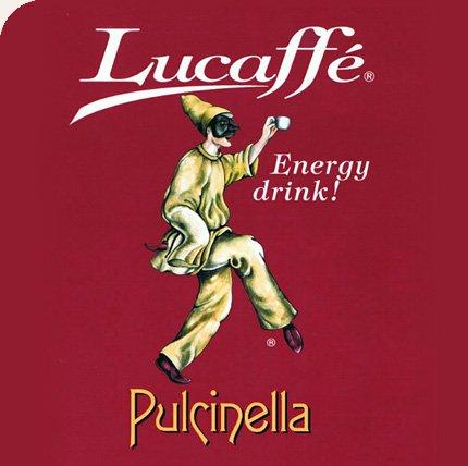 50 Lucaffe' Pulcinella ESE Espresso Paper Pods