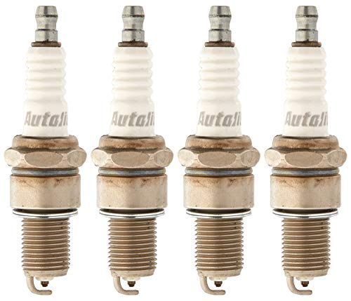 Autolite AP66-4PK Platinum Spark Plug, Pack of 4 (Autolite Spark Plug Air)