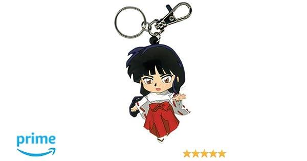 Amazon.com  Great Eastern Entertainment Inuyasha Kikyo PVC Keychain  Toys    Games 0e461fbb6