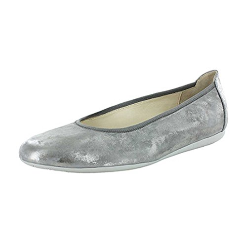 Ballerines Wolky Comfort Tampa Amalia Gris Clair