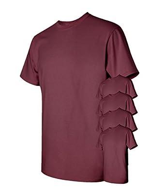 Gildan - Heavy Cotton T-Shirt - 5000-5 Pack