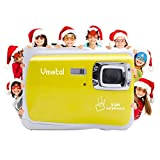Best Digital Camera For Kids Age 10s - Kids Waterproof Camera, Vmotal Digital Camera for Kids Review