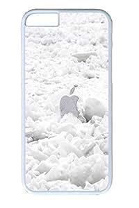 Iphone 6 Plus Case, Cold Apple Logo Design PC Black Case for Iphone6 Plus 5.5inch