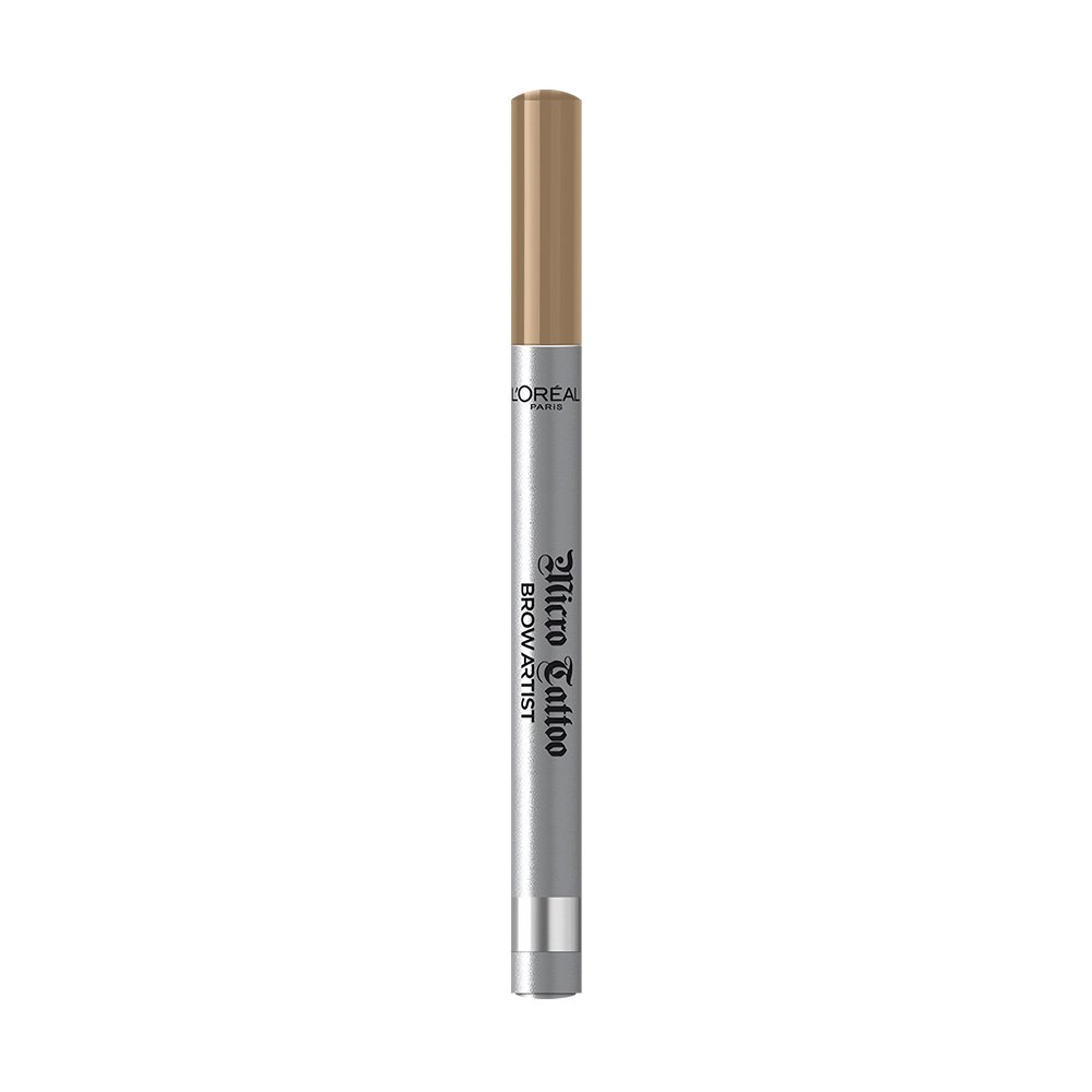L'Oreal Paris Brow Artist Micro Tattoo 24HR Eyebrow Definer 101 Blonde