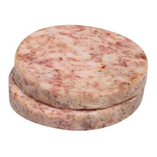 Jimmy Dean Butchers Recipe Stuffed/Sliced Sausage Patties, 1.5 Ounce -- 128 per case.