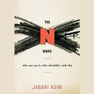 The N Word Audiobook