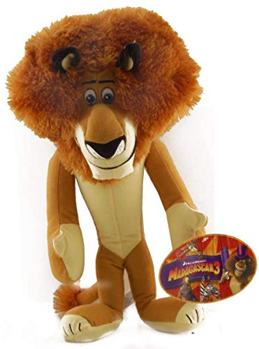 ToyFactory Madagascar 3 Alex Plush