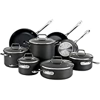 13-Piece All-Clad B-1 Nonstick Hard Anodized Cookware Set