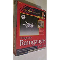 Tim Allen Dragonfly Rain Gauge Craft Kit