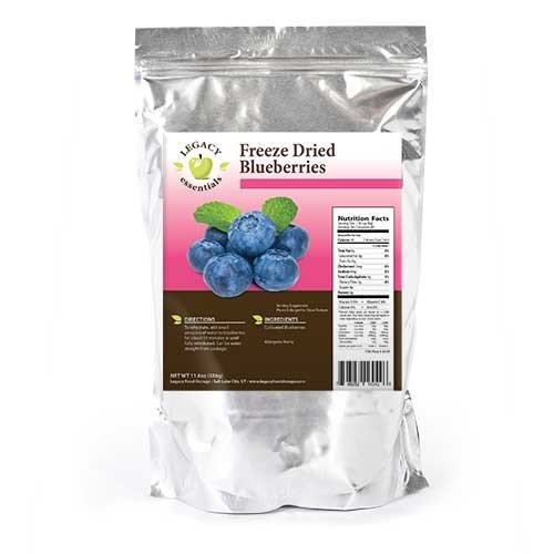 legacy essentials freeze dried strawberries 15 year. Black Bedroom Furniture Sets. Home Design Ideas