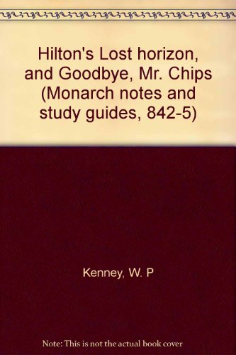 An analysis of themes in goodbye mr chips by james hilton