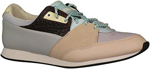 Puma Dames Mcq Joggen Mode Sneakers Gletsjer Grijs / Bleche 8 B (m) Ons