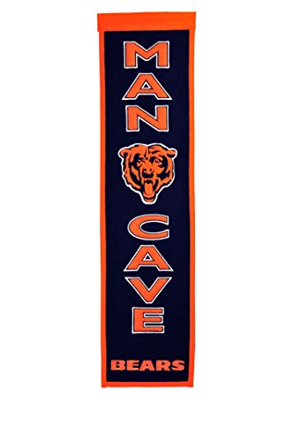 chicago bears heritage banner - 6