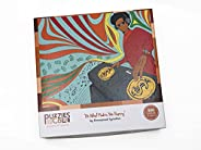 Puzzles Of Color - Do What Makes You Happy by Emmanuel Ignatius - 500 Piece Puzzle