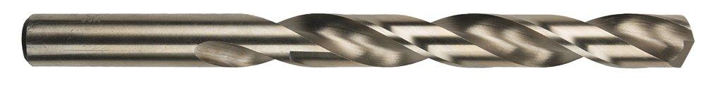 135 Degree Split Point Cobalt NAS-907 Type J Morse 17694 Metric Jobber Length Drill Bits Straw Finish 10.20MM Size