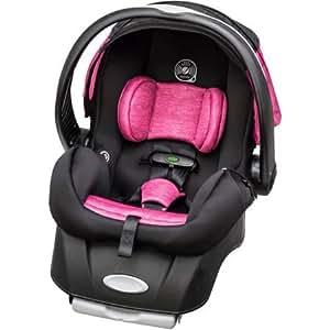 evenflo advanced embrace dlx infant car seat with sensorsafe kona baby. Black Bedroom Furniture Sets. Home Design Ideas