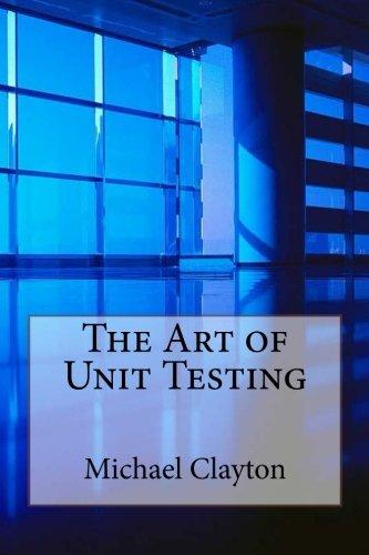 Download The Art of Unit Testing PDF